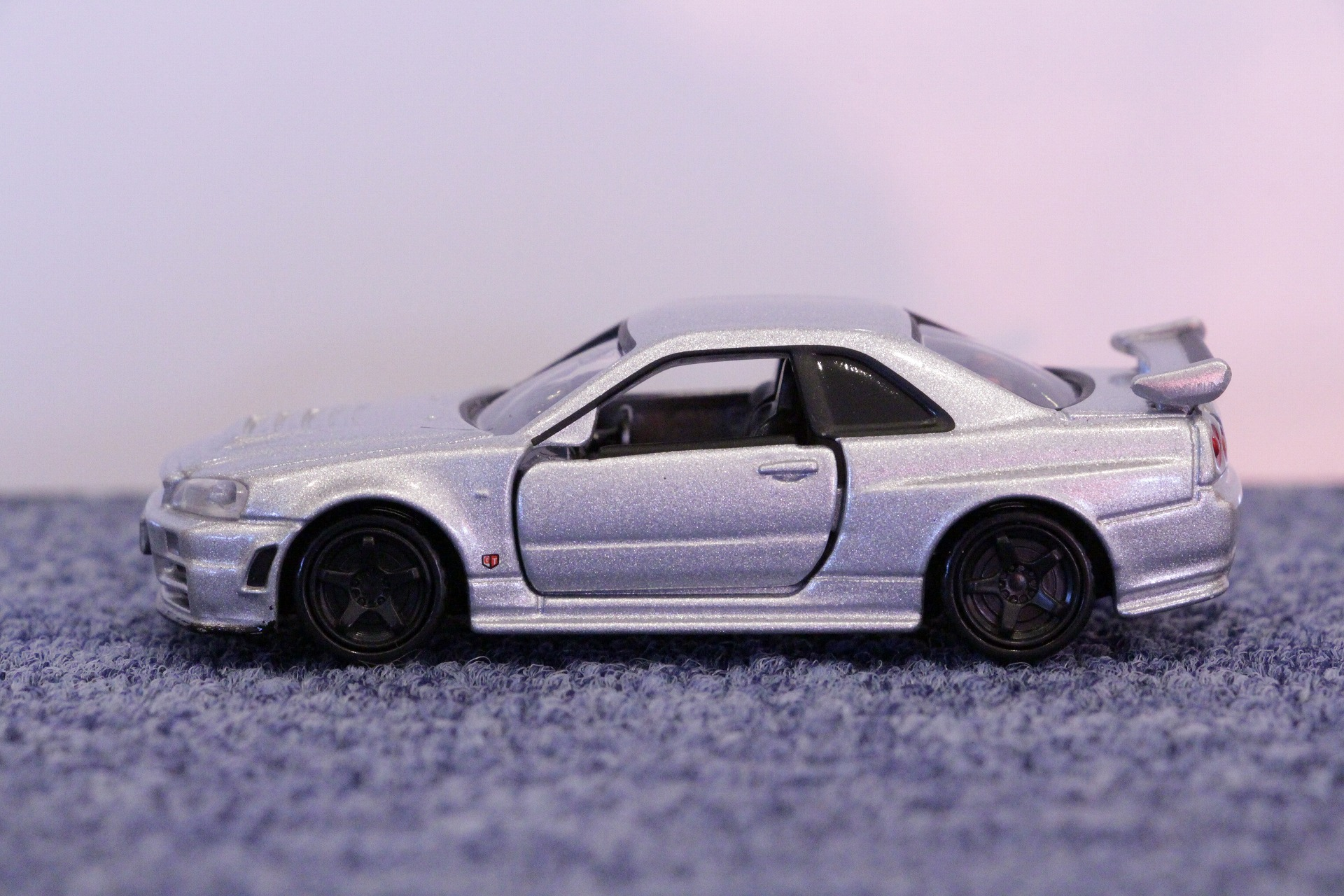 トミカプレミアム No.01 NISMO R34 GT-R Z-tune