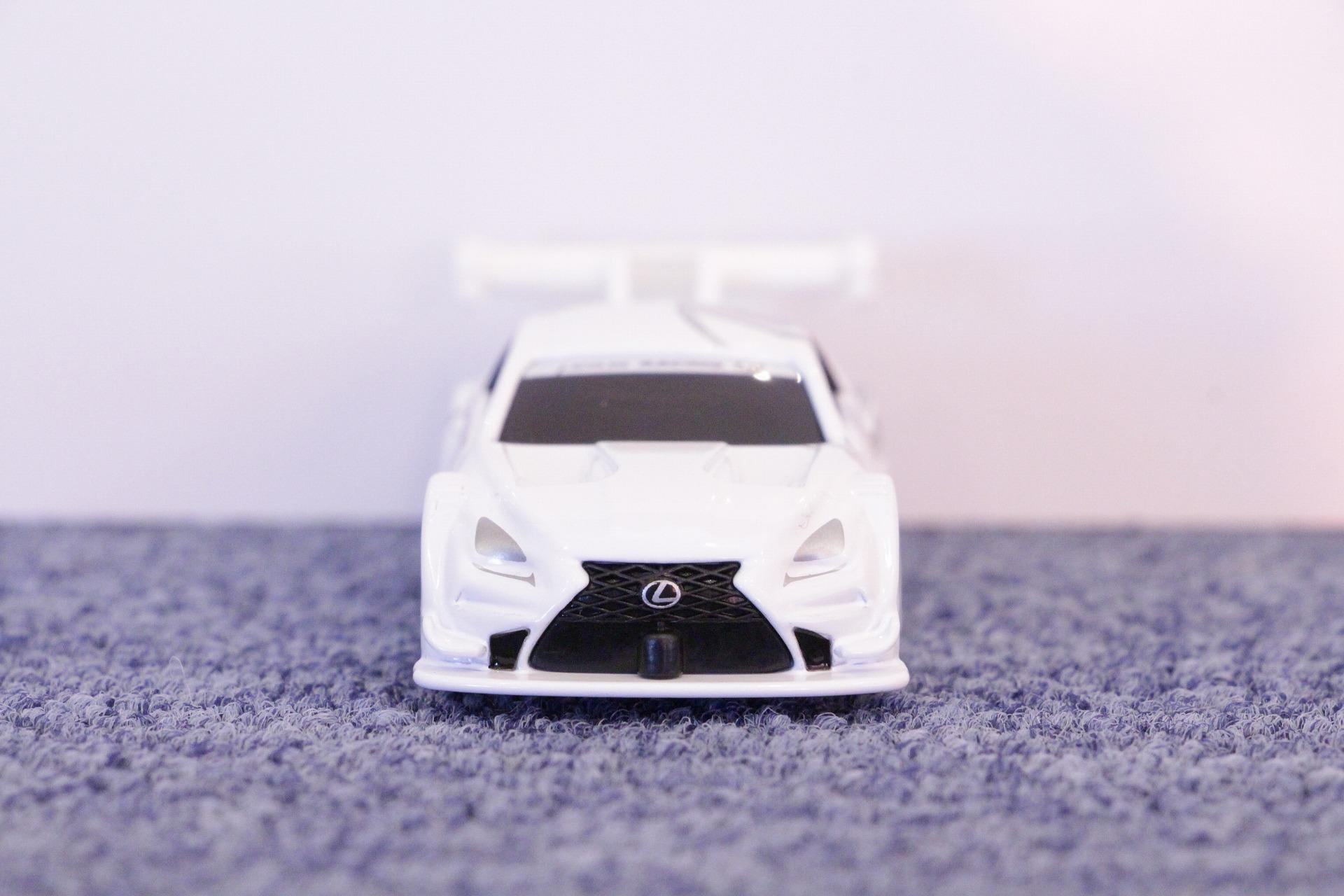 No.08 レクサス RC F GT500