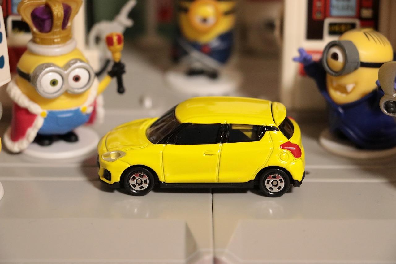 No.109 スズキ スイフトスポーツ:No.109 Suzuki Swift Sport